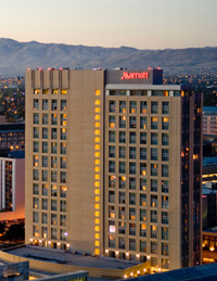Picture of the San Jose Marriott