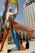 The San Jose Musuem of Art
