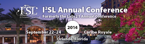 2014 I2SL Annual Conference Web Banner