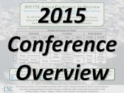 2015 Conference Overview
