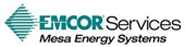 Emcor Services Mesa Energy Systems Logo