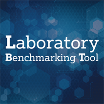 Laboratory Benchmarking Tool logo