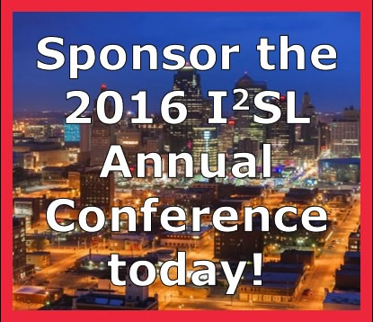 Sponsor the 2016 I2SL Annual Conference Today!