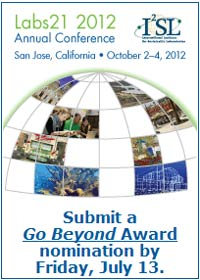 Submit a Go Beyond Award nomination by Friday, July 13.