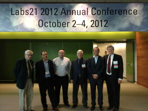 GSLN 2012 conference photo