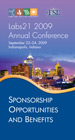 Cover of Sponsorship Brochure