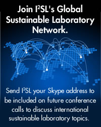 Join I<sup>2</sup>SL's Global Sustainable Laboratory Network
