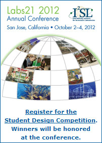 Register for the Student Design Competition. Winners will be honored at the conference.